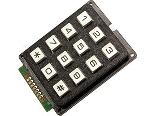(HowTo) Teclado matricial  a un PIC usando un solo pin