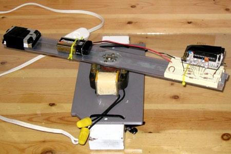 Arduino POV