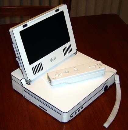 Ben Heck: Wii Portatil