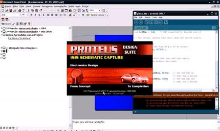 Tutorial: Simulaci�n de programa Arduino con Proteus