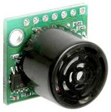 Sensor de Proximidad por Ultrasonidos LV-EZ3 con Arduino