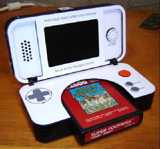 Ben Heck: Atari 2600 portable