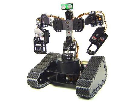 (Video) Disponible el Johnny 5 en Kit para montar