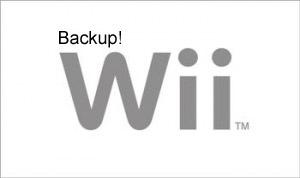 Ya es posible hacer un backup de los juegos para Wii