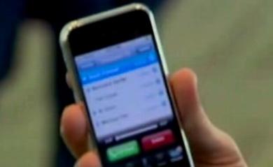 (Video) Manejando el iPhone