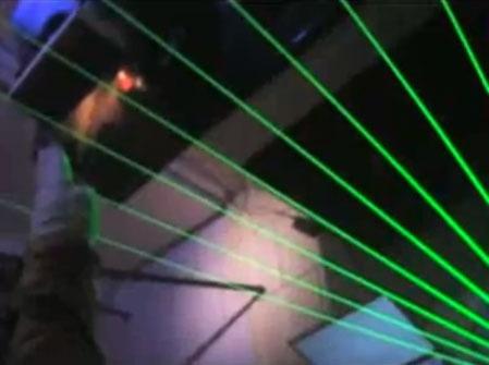Cómo hacer un arpa laser con Arduino