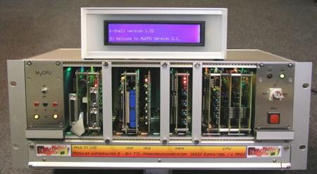 MyCPU: Otro ordenador casero (Homebrew)
