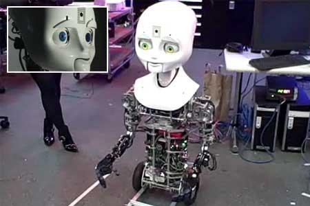 (Video) MDS: El robot expresivo del MIT