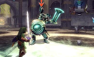 Los secretos de Legend of Zelda (Wii)