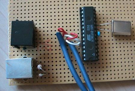 Cómo hacer un Joystick USB casero