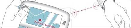 Pulsera con localizador GPS para enfermos de Alzheimer