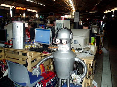 CaseMod: Bender PC