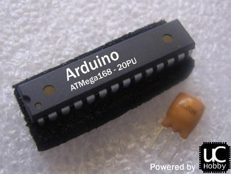 Arduino Kit de uCHobby