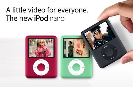 (Video) Review del nuevo iPod Nano de Apple