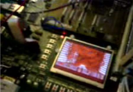 (Video) Doom en STK1000 con AVR32