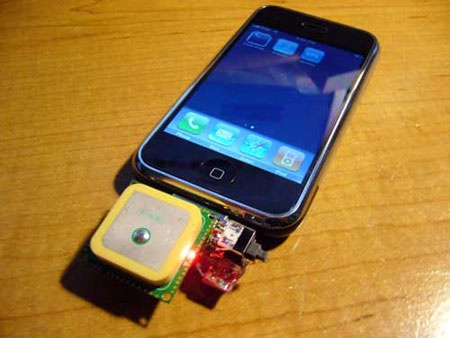 (Video) Receptor GPS para iPhone