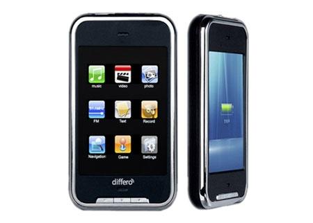 (Review) MP4 Sense vs Apple iPod Touch