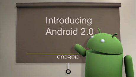 Android SDK 2.0 ya disponible