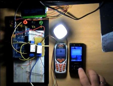 Cómo hacer un interruptor remoto con móvil y Arduino