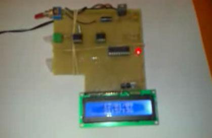 Cómo hacer un reloj termómetro digital con PIC 16F628A