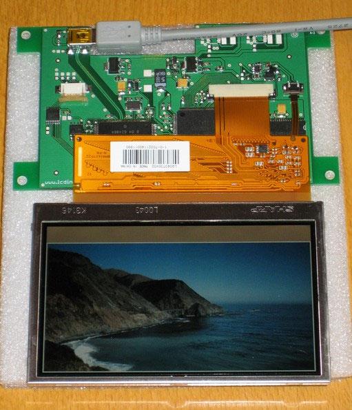 USBD480: Controladora USB para la pantalla de PSP
