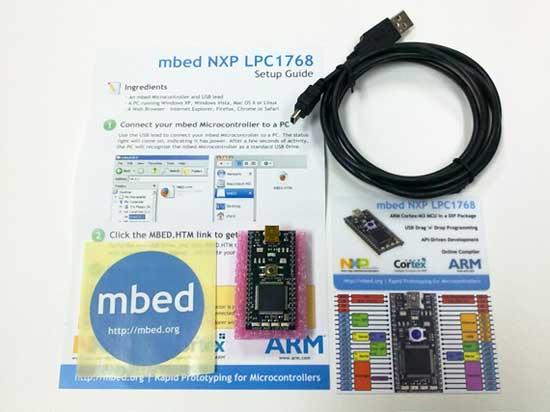 MBED: El nuevo hermano mayor de Arduino