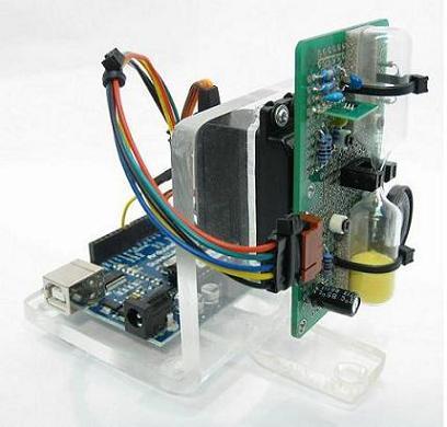 Reloj de arena con Arduino y servomotor