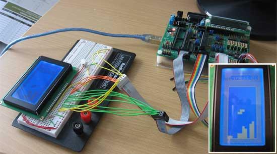 Tetrapuzz: Tetris con ATmega168 y pantalla LCD