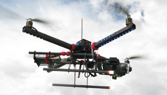 NicoletoMk: El Quadcopter con video HD