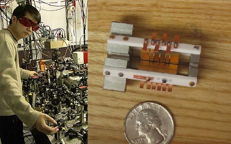 El reloj atómico más preciso del mundo