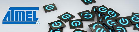 Atmel presenta sus nuevos sensores QTouch