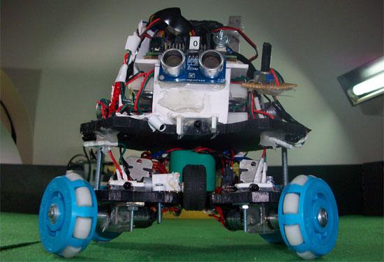 Narobo Robocup Soccer Robot