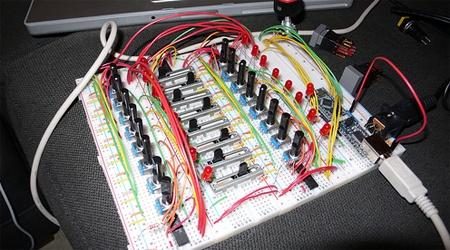 (Video) Secuenciador MIDI con Arduino