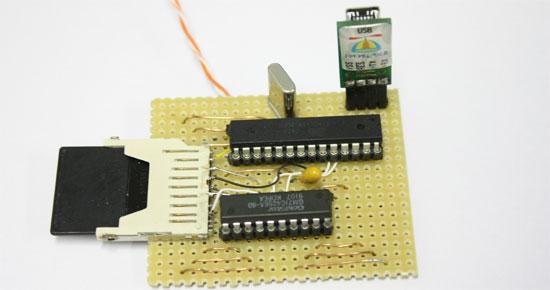 Emulador Sinclair Z80 con AVR ATmega88