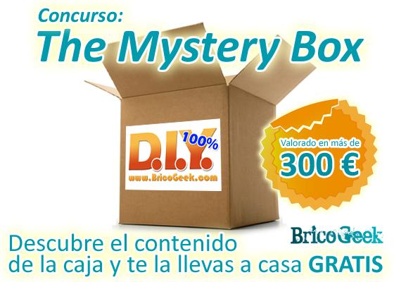 Concurso: The Mystery Box