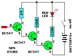 Cómo hacer un detector de cables ocultos