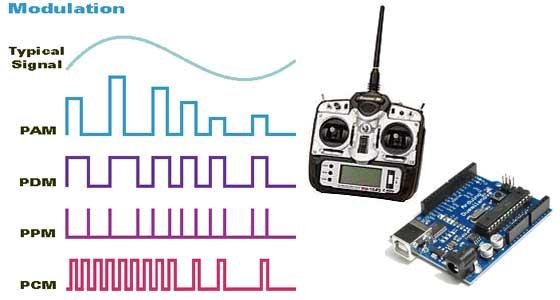 (Código) Cómo leer pulsos PPM con Arduino