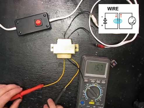 Cómo funciona un transformador de corriente
