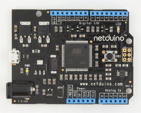 Netduino = .Net + Arduino