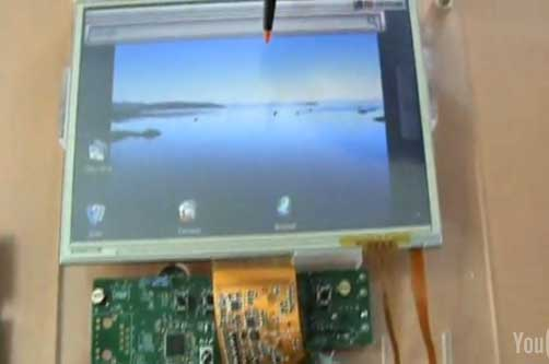 Prototipo de Tablet PC con Android por 50 dólares