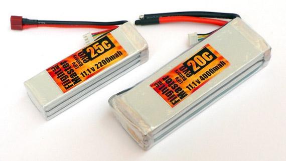 Todo sobre las baterias LiPo