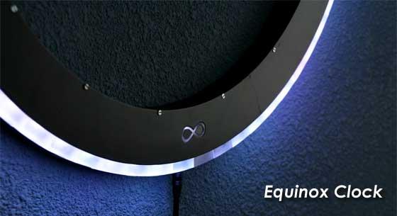 Reloj Equinox - La elegancia con Arduino