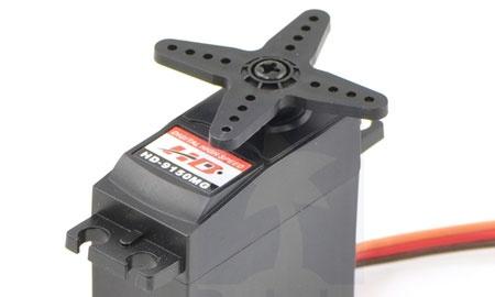 Tutorial: Control de servomotores con Arduino