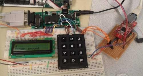 TPV Físico para tarjeta de crédito con Arduino