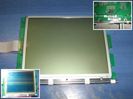 Haciendo funcionar un LCD con ingeniería inversa