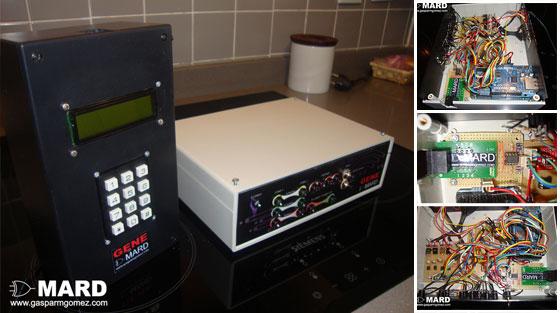 MARD. Sistema de Alarma con Arduino MEGA