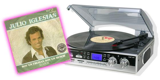 Cómo escuchar discos de vinilo con un escáner digital