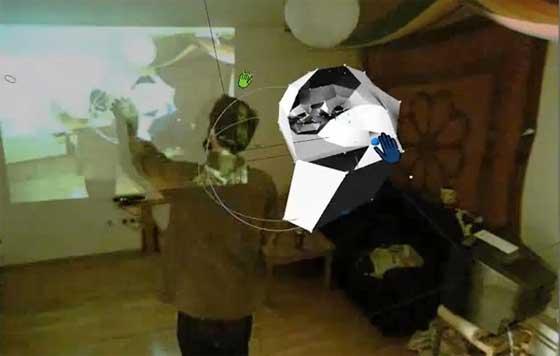 Modelado 3D con Arduino y Kinect