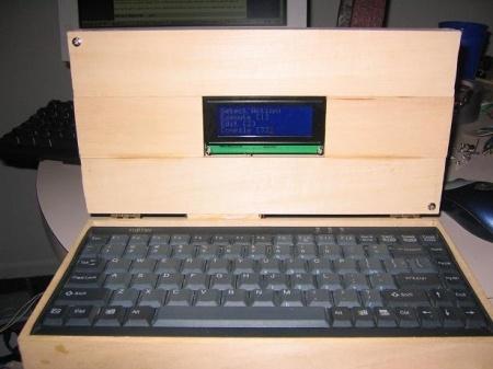 DIY: Si no puedes comprarte un portatil: Fabricate uno!