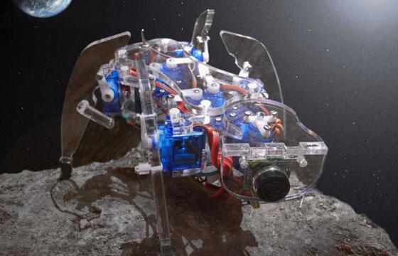 Galatea: Robot educativo compatible con Arduino